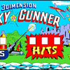 Sky Gunner 3Dimension by Genco Marquee