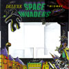 Space Invaders Deluxe Bezel -pieced toge