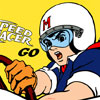 Speed Racer Poster Scan