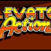 Elevator Action marquee psd