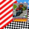American Speedway full sideart-right psd